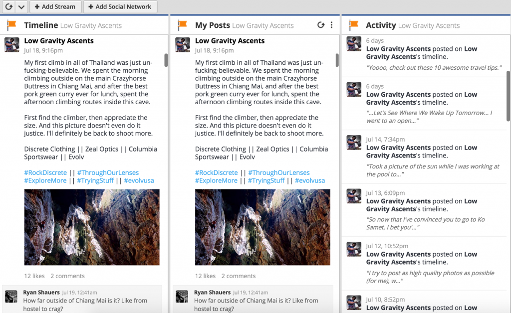 Hootsuite falls short with Facebook