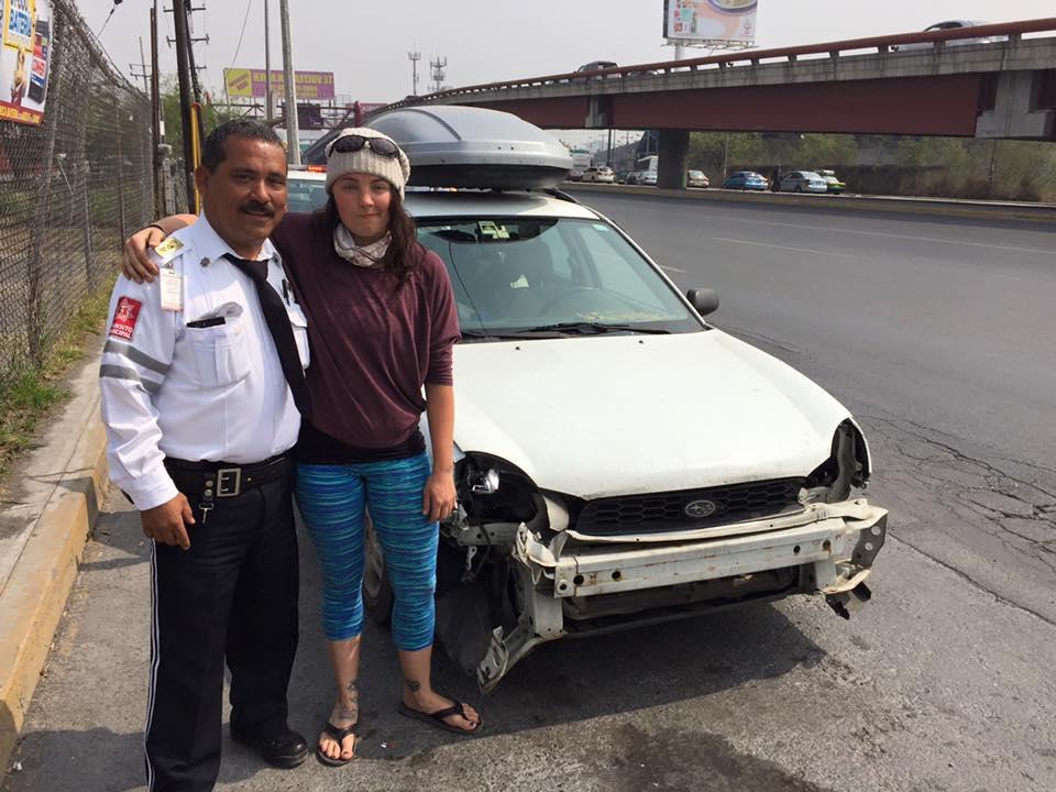 La Policia y Shay in Monterrey
